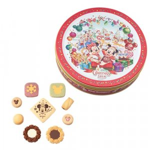 Assorted Cookies Tokyo Disneyland Christmas 2018