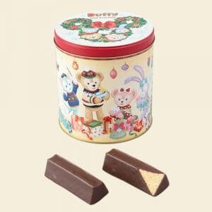 Baumkuchen Duffy and Friends Christmas 2018