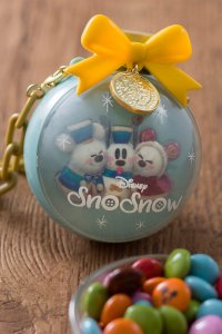 Candy with SnoSnow Case at Tokyo Disneyland Christmas