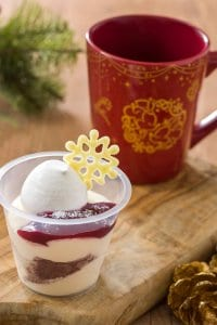 Cheesecake with Souvenir Cup
