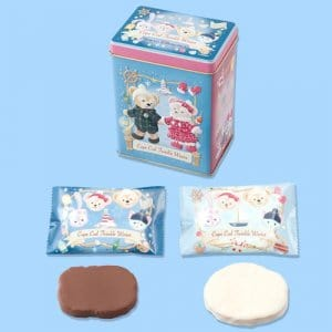 Chocolate Covered Rusk Duffy and Friends Twinkle Winter 2018