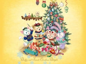Duffy and Friends Christmas Delights