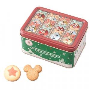Cookies Tokyo Disney Resort 35th Anniversary Christmas