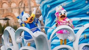 DisneySea New Year's Greeting