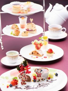Dreamers' Lounge Afternoon Tea