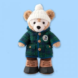 Duffy Costume Set Duffy and Friends Twinkle Winter 2018