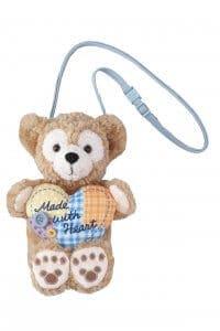 Duffy Plush Bag