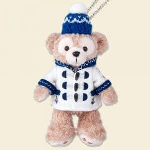 Duffy Plush Badge Duffy and Friends Christmas 2018