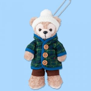 Duffy Plush Badge Duffy and Friends Twinkle Winter 2018