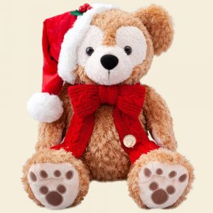 Duffy Plush Duffy and Friends Christmas 2018