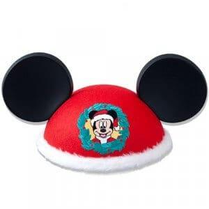 Ears Hat Tokyo Disneyland Christmas 2018