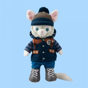 Gelatoni Costume Set Duffy and Friends Twinkle Winter 2018