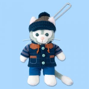 Gelatoni Plush Badge Duffy and Friends Twinkle Winter 2018