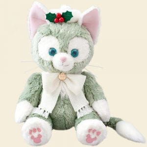 Gelatoni Plush Duffy and Friends Christmas 2018
