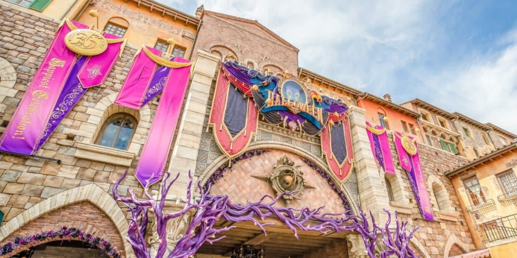 Updated Halloween Guide for Tokyo Disney Resort