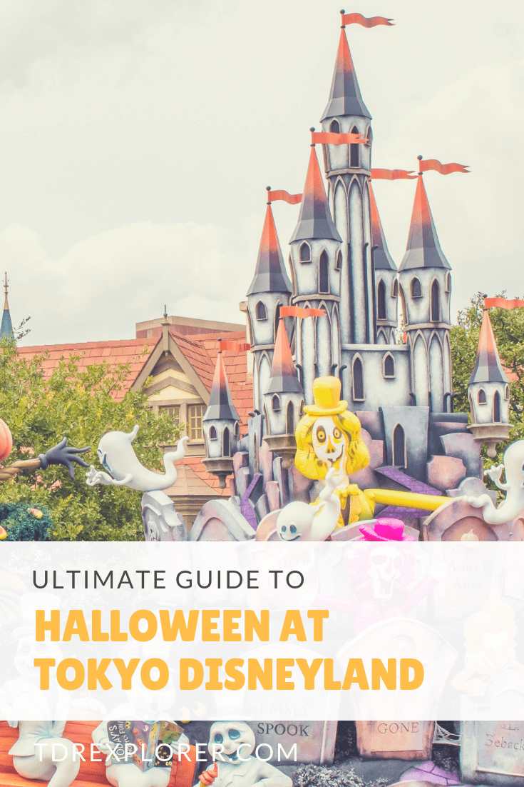 Ultimate Guide to Halloween at Tokyo Disneyland