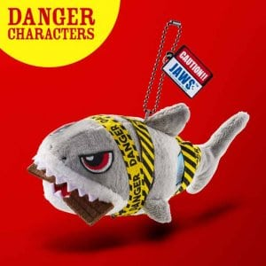 Jaws Plush Badge