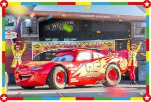 Lightning McQueen Victory Lap