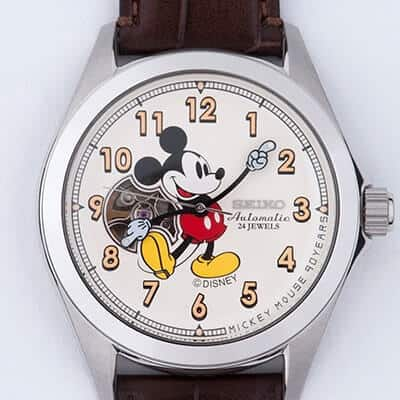 90 Years with Mickey Watch