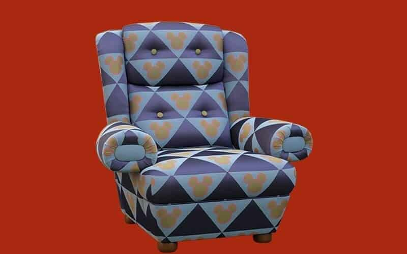 Mickey Armchair