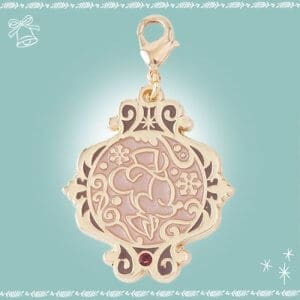 Mickey Ornament Charm DisneySea