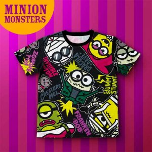 Minion Monster Tshirt