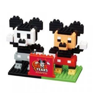 Nanoblock Mickey