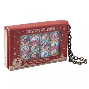 Pass Case Tokyo Disney Resort 35th Anniversary Christmas