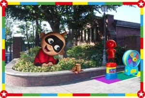 The Incredibles Photo Location