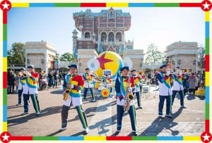 Pixar Playtime Maritime Band