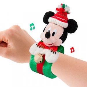 Plush Toy Wristband Tokyo Disneyland Christmas 2018