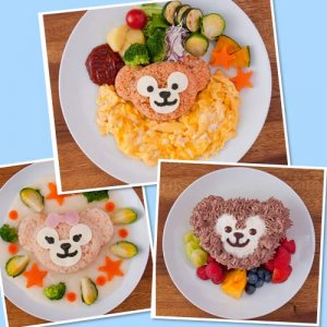 Rice Mould Meals Duffy and Friends Twinkle Winter 2018