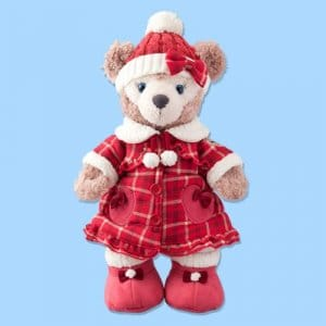 ShellieMay Costume Set Duffy and Friends Twinkle Winter 2018