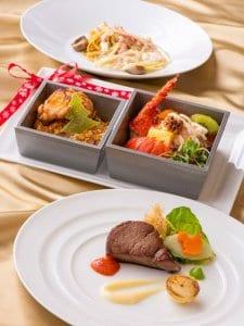 Silk Road Garden Special Dinner