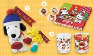Snoopy Merchandiseat Universal Studio Japan