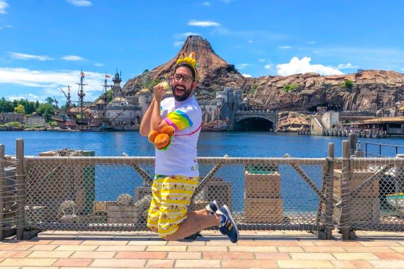 TDR Explorer at Tokyo DisneySea
