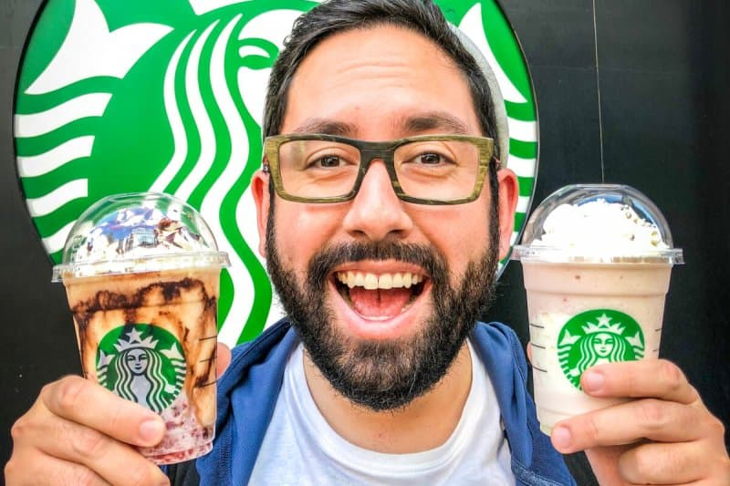 TDR Explorer Starbucks Japan Halloween Witch Princess Frappuccino