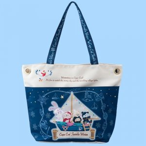 Tote Bag Duffy and Friends Twinkle Winter 2018