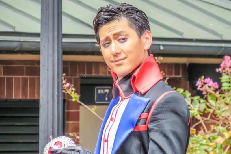 Villains World Recruiter Tokyo DisneySea Halloween