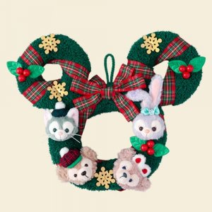 Wreath Duffy and Friends Christmas 2018