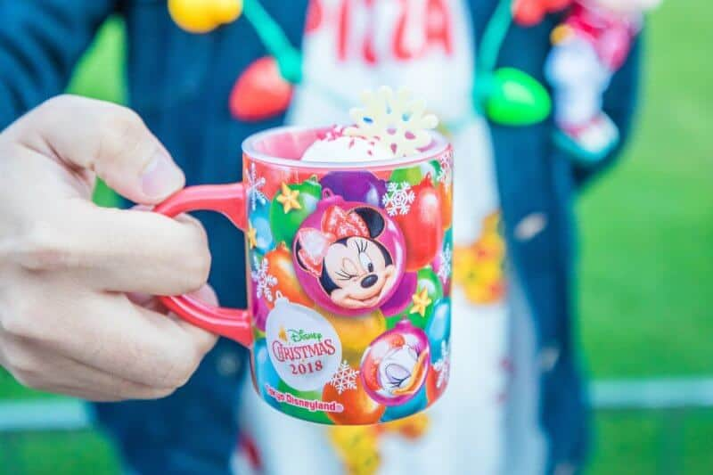 Apple Mousse Jelly Tokyo Disneyland