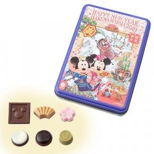 Assorted Chocolate Tokyo Disney Resort Merchandise New Year 2019