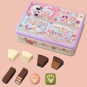 Assorted Sweets Duffy and Friends Heartwarming Days