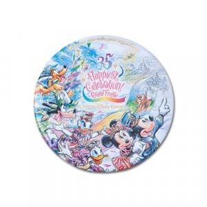 Can Badge Tokyo Disney Resort 35th Anniversary Grand Finale