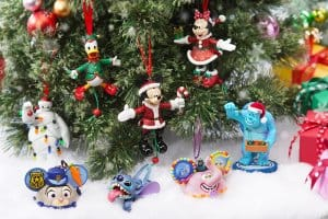 Character Ornaments 2 Hong Kong Disneyland Christmas 2018.