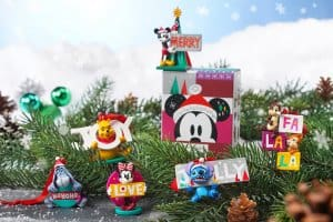 Character Ornaments 3 Hong Kong Disneyland Christmas 2018.