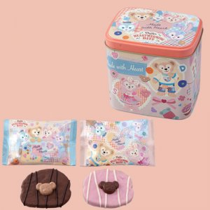Chocolate Covered Rusks Duffy and Friends Heartwarming Days