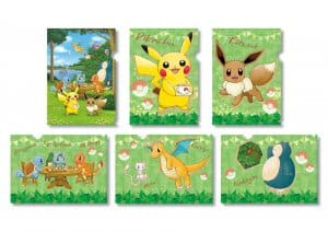 Clear Files Let's Go Pokémon Cafe
