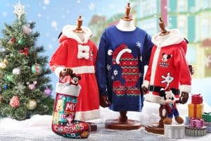 Clothing Hong Kong Disneyland Christmas 2018