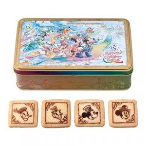 Cookies Tokyo Disney Resort 35th Anniversary Grand Finale